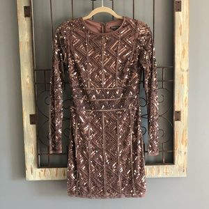 Gianni Bini Sequin Dress